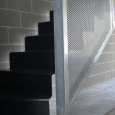 Lưới thép trang trí cầu thang